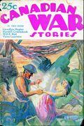 Canadian War Stories (1929-1930) Pulp Vol. 1 #1