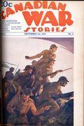 Canadian War Stories (1929-1930) Pulp Vol. 2 #1