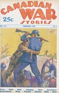 Canadian War Stories (1929-1930) Pulp Vol. 3 #3