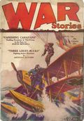 War Stories (1926-1932 Dell) Pulp 1st Series Vol. 21 #62