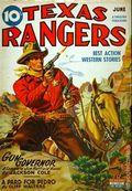 Texas Rangers (1936-1958 Standard) Pulp Vol. 20 #3
