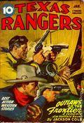 Texas Rangers (1936-1958 Standard) Pulp Vol. 22 #1