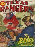Texas Rangers (1936-1958 Standard) Pulp Vol. 22 #3