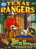 Texas Rangers (1936-1958 Standard) Pulp Vol. 23 #1