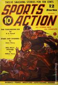 Sports Action (1937-1948 Red Circle) Pulp Vol. 1 #1