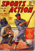 Sports Action (1937-1948 Red Circle) Pulp Vol. 1 #3
