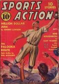Sports Action (1937-1948 Red Circle) Pulp Vol. 1 #4