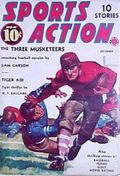 Sports Action (1937-1948 Red Circle) Pulp Vol. 1 #5
