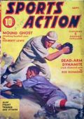 Sports Action (1937-1948 Red Circle) Pulp Vol. 2 #2