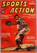 Sports Action (1937-1948 Red Circle) Pulp Vol. 2 #5