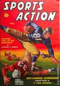 Sports Action (1937-1948 Red Circle) Pulp Vol. 2 #6