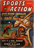Sports Action (1937-1948 Red Circle) Pulp Vol. 3 #4