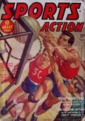 Sports Action (1937-1948 Red Circle) Pulp Vol. 4 #3