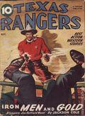 Texas Rangers (1936-1958 Standard) Pulp Vol. 24 #1