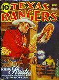 Texas Rangers (1936-1958 Standard) Pulp Vol. 24 #2
