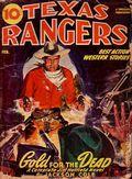Texas Rangers (1936-1958 Standard) Pulp Vol. 25 #3