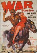 War Stories (1926-1932 Dell) Pulp 1st Series Vol. 29 #88