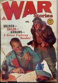 War Stories (1926-1932 Dell) Pulp 1st Series Vol. 31 #93