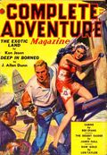 Complete Adventure Magazine (1937 Red Circle) Pulp Vol. 1 #1