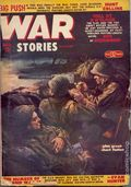 War Stories Magazine (1952-1953 Stadium) Pulp Vol. 1 #4