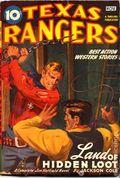 Texas Rangers (1936-1958 Standard) Pulp Vol. 24 #3