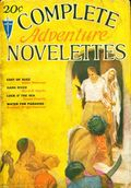 Complete Adventure Novelettes (1932-1933 Clayton Magazines) Pulp Vol. 1 #1