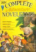Complete Adventure Novelettes (1932-1933 Clayton Magazines) Pulp Vol. 1 #2