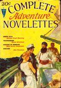 Complete Adventure Novelettes (1932-1933 Clayton Magazines) Pulp Vol. 1 #3