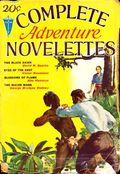 Complete Adventure Novelettes (1932-1933 Clayton Magazines) Pulp Vol. 2 #2