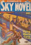 Complete Sky Novel (1930-1931 Real Publications) Pulp Vol. 1 #3