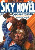 Complete Sky Novel (1930-1931 Real Publications) Pulp Vol. 1 #4