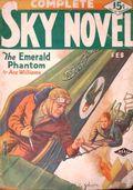 Complete Sky Novel (1930-1931 Real Publications) Pulp Vol. 1 #5