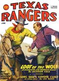 Texas Rangers (1936-1958 Standard) Pulp Vol. 27 #1