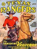 Texas Rangers (1936-1958 Standard) Pulp Vol. 27 #2