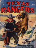 Texas Rangers (1936-1958 Standard) Pulp Vol. 28 #1