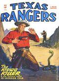 Texas Rangers (1936-1958 Standard) Pulp Vol. 28 #2