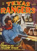 Texas Rangers (1936-1958 Standard) Pulp Vol. 28 #3