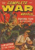 Complete War Novels (1942-1943 Western Fiction) Pulp Vol. 1 #1