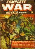 Complete War Novels (1942-1943 Western Fiction) Pulp Vol. 1 #2