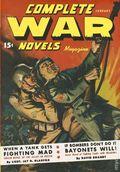 Complete War Novels (1942-1943 Western Fiction) Pulp Vol. 1 #3
