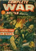 Complete War Novels (1942-1943 Western Fiction) Pulp Vol. 1 #4