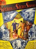 Secrets of the Secret Service (1930 Pyramid Publishers) 1