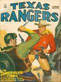 Texas Rangers (1936-1958 Standard) Pulp Vol. 29 #2