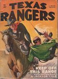 Texas Rangers (1936-1958 Standard) Pulp Vol. 29 #3