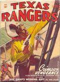 Texas Rangers (1936-1958 Standard) Pulp Vol. 30 #2