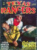 Texas Rangers (1936-1958 Standard) Pulp Vol. 30 #3