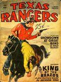 Texas Rangers (1936-1958 Standard) Pulp Vol. 31 #3