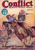 Conflict (1933 Centaur Publications) Pulp Vol. 2 #2