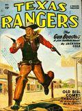 Texas Rangers (1936-1958 Standard) Pulp Vol. 33 #1
