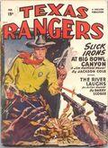 Texas Rangers (1936-1958 Standard) Pulp Vol. 33 #3